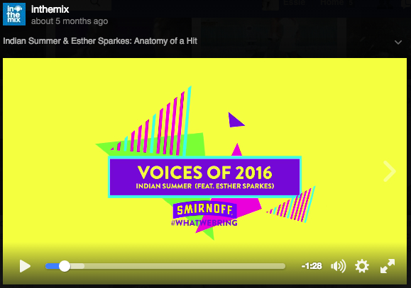 Voices of 2016